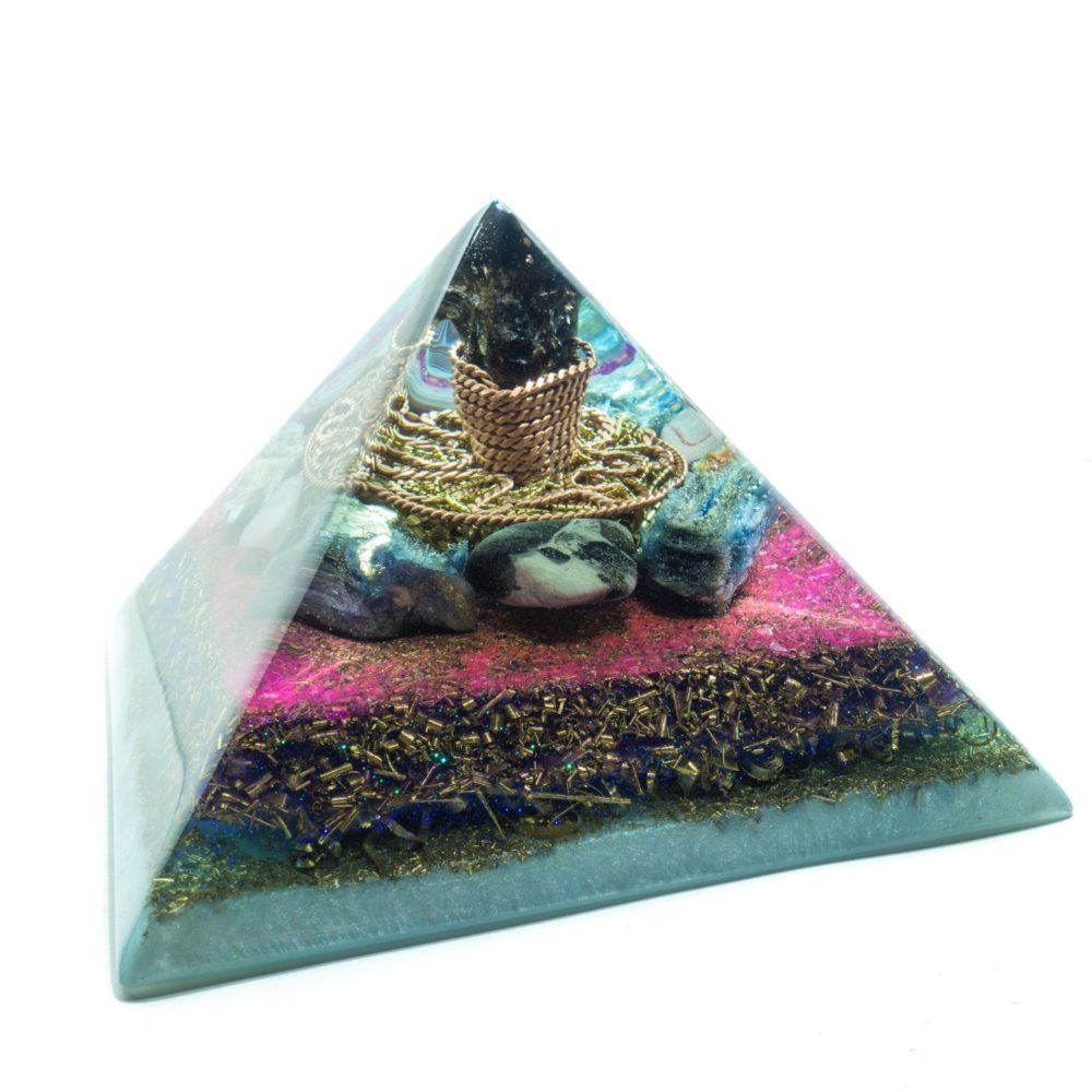 Orgonite pyramids to order