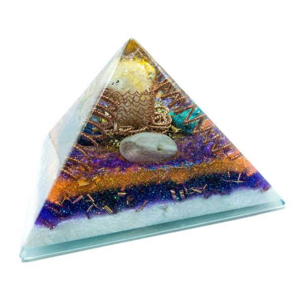 Orgonite Pyramid – Fifth Element - 2