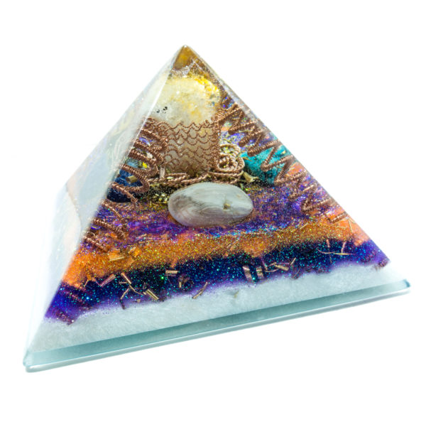 Orgonite Pyramid – Fifth Element - 1
