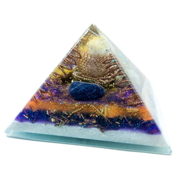 Orgonite Pyramid – Fifth Element - 3