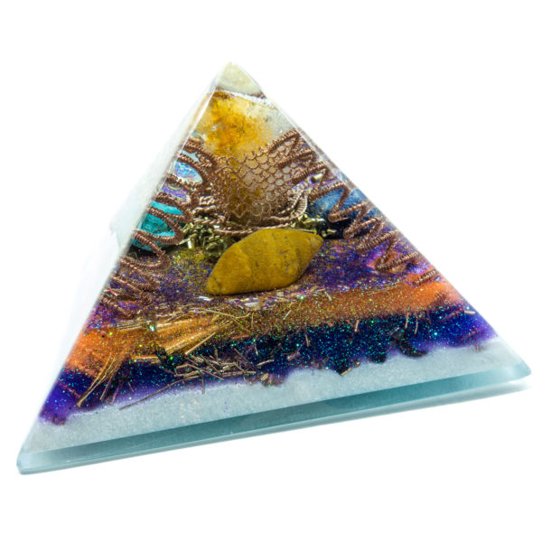 Orgonite Pyramid – Fifth Element - 4